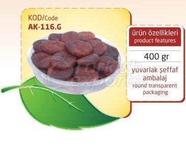 Dried Apricot AK 116 G 400gr
