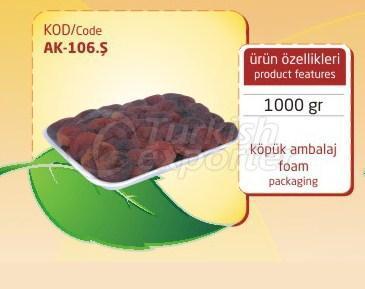 Dried Apricot AK 106.S 1000gr