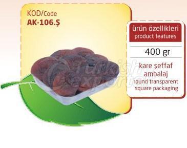 Dried Apricot AK 106.S 400gr