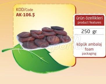 Dried Apricot AK 106.S 250gr