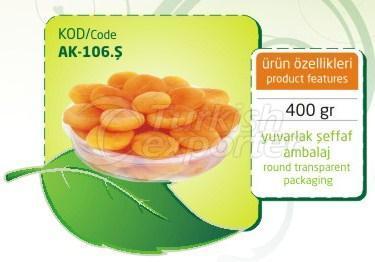 Sulphureous Dry Apricot AK 106.S 400gr