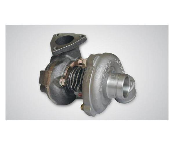 Turbocharger Tractor SFR-1015