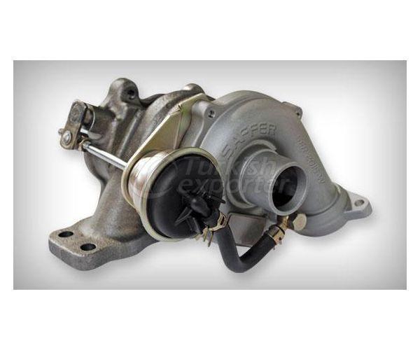 Turbocharger Auto SFR-2015-W