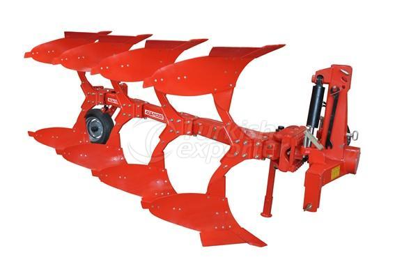 Reversible Moldboard Plough