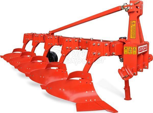 Semi Automatic Moldboard Plough