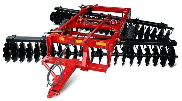 Offset Disc Harrow Wide and X Type