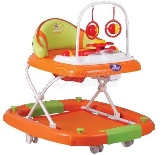Baby and Kid Items Musical Rocking Baby Walker