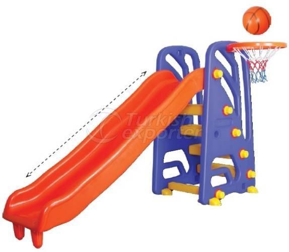 Wavy Slide&Basketball