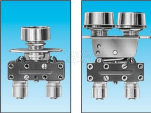 Manual Actuated Valves