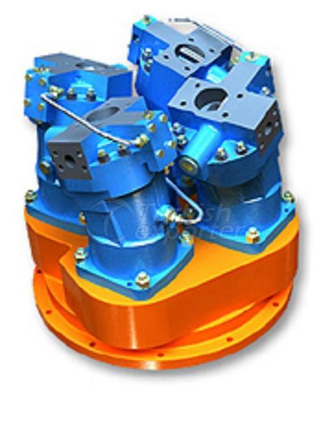 Integrated Pump Units