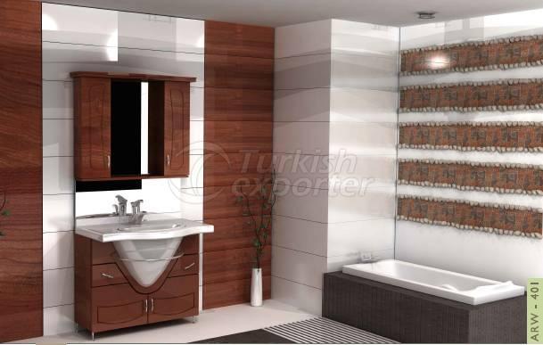 Bathroom Cabinets ARW-401