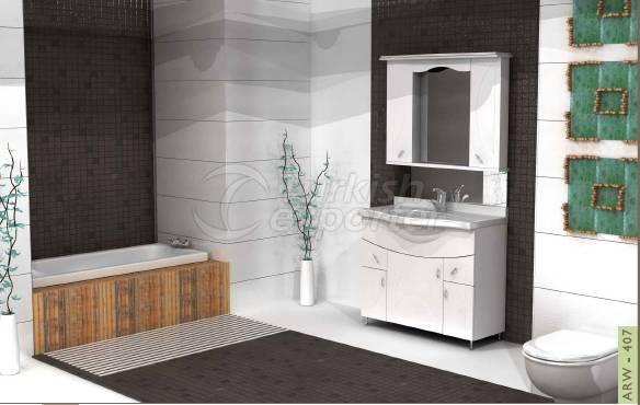 Bathroom Cabinets ARW-407