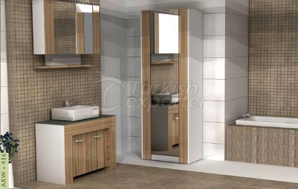 Bathroom Cabinets ARW-416
