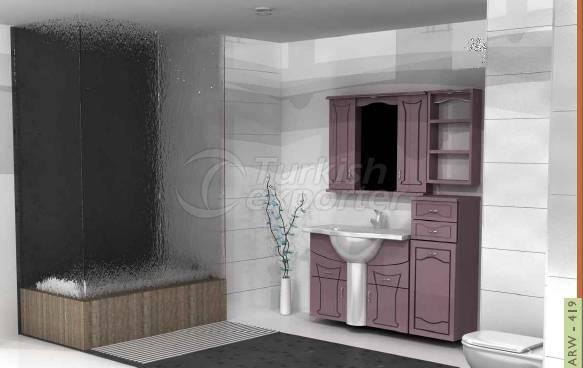 Bathroom Cabinets ARW-419