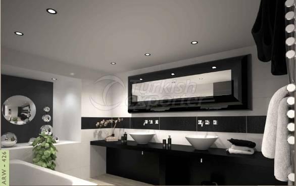 Bathroom Cabinets ARW-426