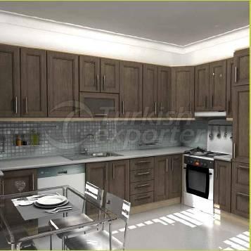 Kitchen Cabinets ARW-102
