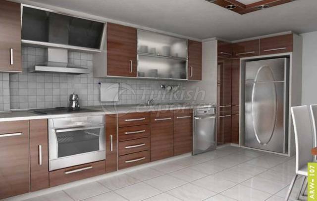 Kitchen Cabinets ARW-107
