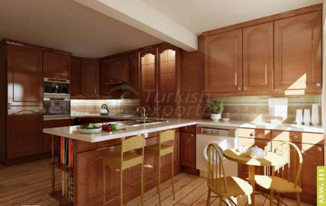 Kitchen Cabinets ARW-113