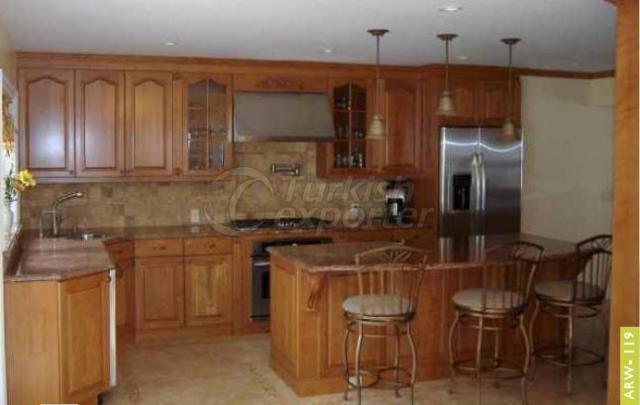 Kitchen Cabinets ARW-119