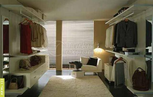 Checkroom Cabinets ARW-122