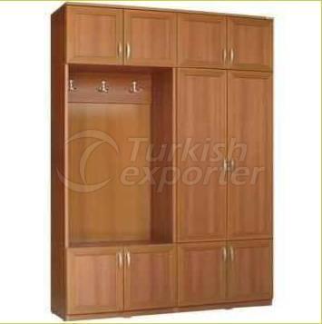 Checkroom Cabinets ARW-123