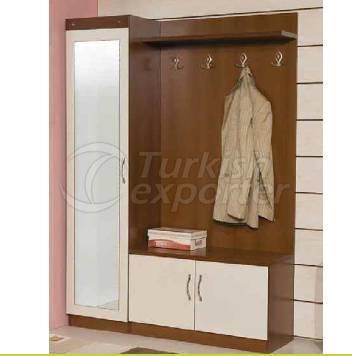 Checkroom Cabinets ARW-124