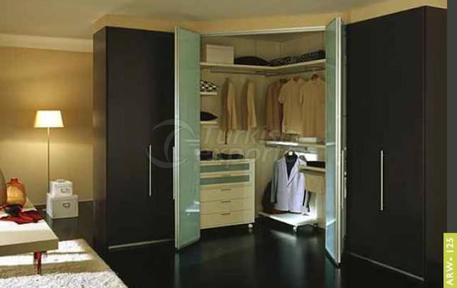 Checkroom Cabinets ARW-125