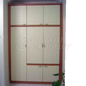 Checkroom Cabinets ARW-126