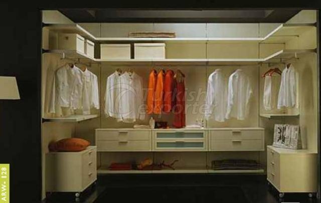 Checkroom Cabinets ARW-128