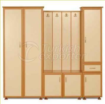 Checkroom Cabinets ARW-130
