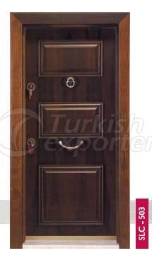Steel Door SLC-503