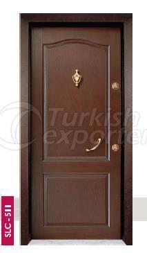 Steel Door SLC-511