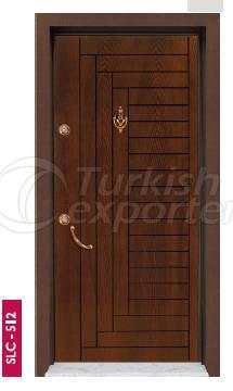 Steel Door SLC-512