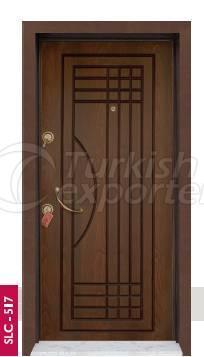 Steel Door SLC-517