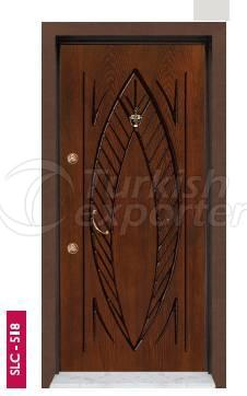 Steel Door SLC-518