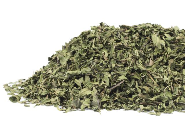 Peppermint dry leaf