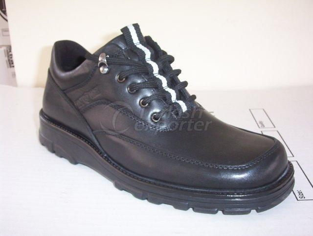 Men Shoe Winter Season Thermo Base with Tie