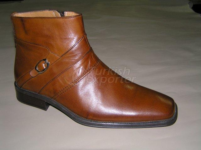 Men Boot Winter Season Thermo Base with Buckle