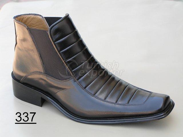 Men Boot Winter Season Thermo Base Elastic Neck