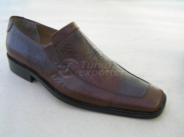Men Shoe Summer Season Stout Leather