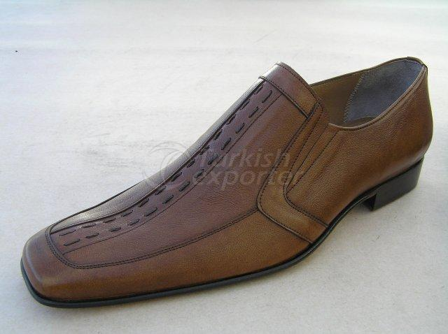 Men Shoe Summer Season Stout Leather Base