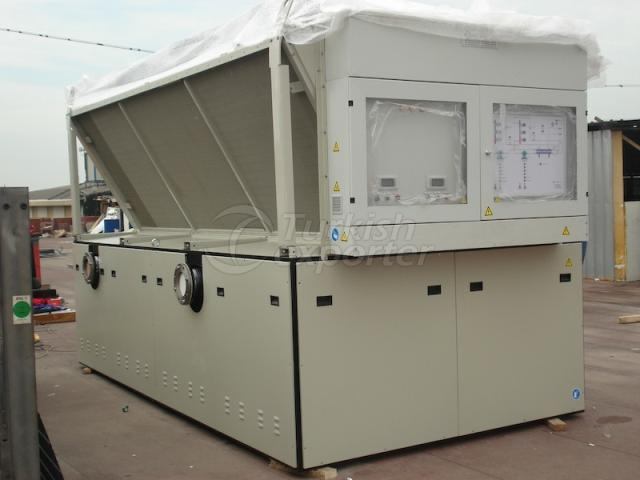 Packaged Type Water Chillers