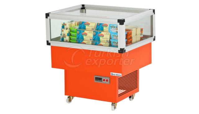 Promotion Island Frozen Cabinets