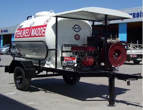 Trailer Type Aircraft Refuelling