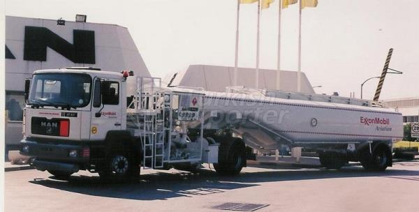 Semi-Trailer Type Aircraft Refuelling