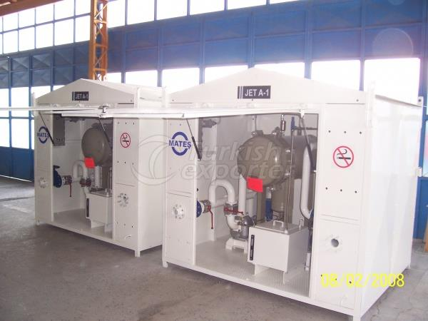Stationary Tank Unit