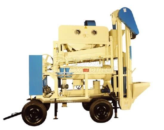 Mobile Seed Cleaning Selector Machines