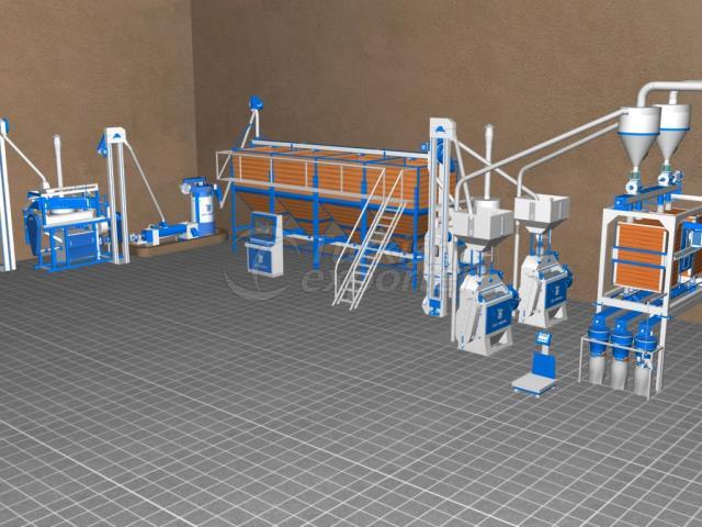 Mini Flour Mills CK12