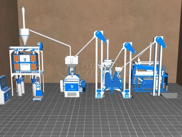Mini Flour Mills CK21
