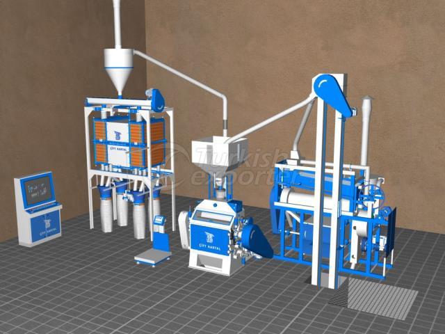Mini Flour Mills CK31
